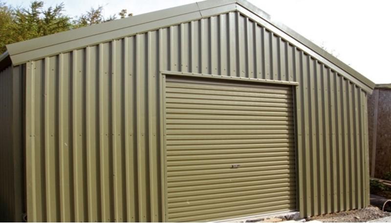 400 X 500m Steel Workshop Or Kit Store Workshops Bonds Garages