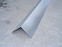 Barge Flashings (Galvanised)