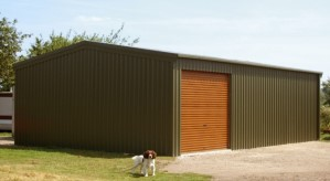 6.00 x 10.00m Light Industrial Unit or Storage Shed