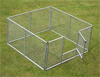 Steel Panel Puppy Pen - 3ft x 6ft