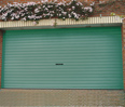 Steel-line Roller Garage Door