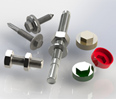 Nuts, Bolts, Screws and Fixings