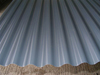 Corrugated Sheets Plastic Coated