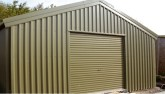 4.00 x 5.00m Steel Workshop or Kit Store